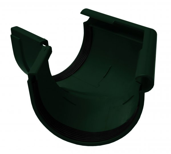 Кут желоба наружный 135° 130мм RAINWAY зелёный