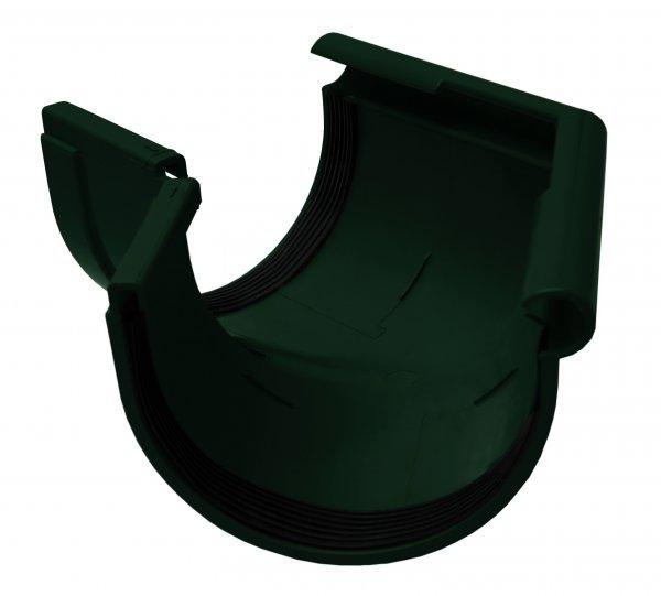 Кут желоба наружный 135° 90мм RAINWAY зелёный
