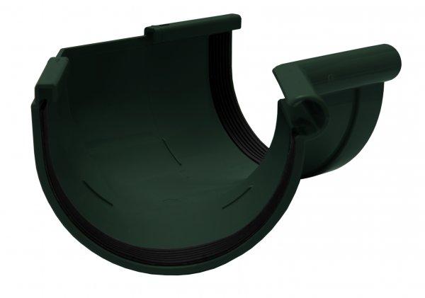 Кут желоба внутренний 135° 130мм RAINWAY зелёный