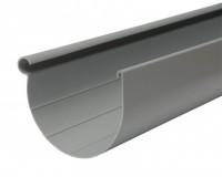 Желоб 130мм L=3м RAINWAY серый