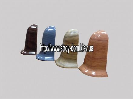 Угол наружный 'Plint' AM60 — 05 дуб рустикальный