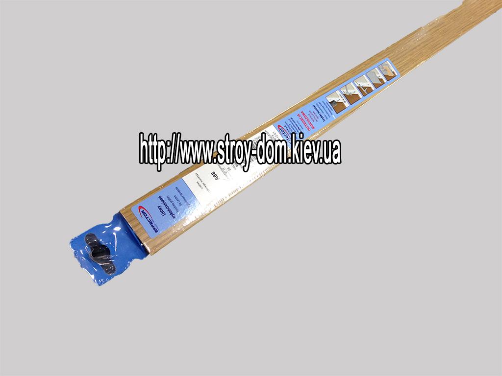 Порог алюминиевый Standart Effect A 64, Дуб коньячный — М3906 (DĄB KONIAKOWY)