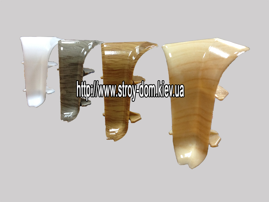 Угол внутренний 'Plint' AM60 — 02 дуб савоен