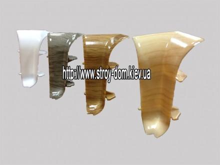Угол внутренний 'Plint' AM60 — 05 дуб рустикальный