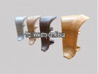 Угол внутренний W003 дуб золотистый