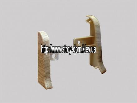 Заглушка правая Queen Effector 57 мм Дуб рустикальний — 0902
