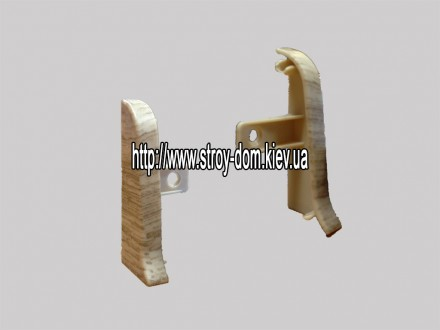 Заглушка левая Queen Effector 57 мм Дуб чёрный — 4200