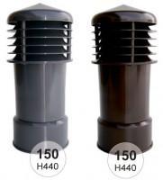 Колпак для вентиляционного выхода ALFAWENT Ø150