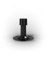 Вентиляционный выход для плоской кровли Ø75
