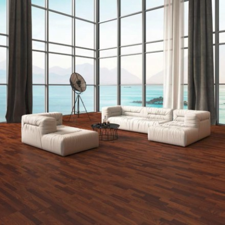 ПАРКЕТНАЯ ДОСКА BALTIC WOOD ЯСЕНЬ MOCCA 3R CREAM&CLEAR МАТОВЫЙ ЛАК БРАШ