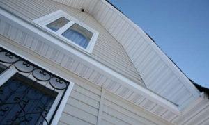 Свесы – это украшение вашего дома.
