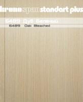 Панель ламинированная МДФ KronoSpan 2600x200x8 Дуб беленный 6489