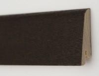 Плинтус деревянный шпонированный Ключук (Kluchuk) Рустик Дуб термо 60х19х2200