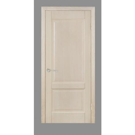 Фото - Дверь межкомнатная модель 04 (глухая/остекленная) ясень crema Terminus