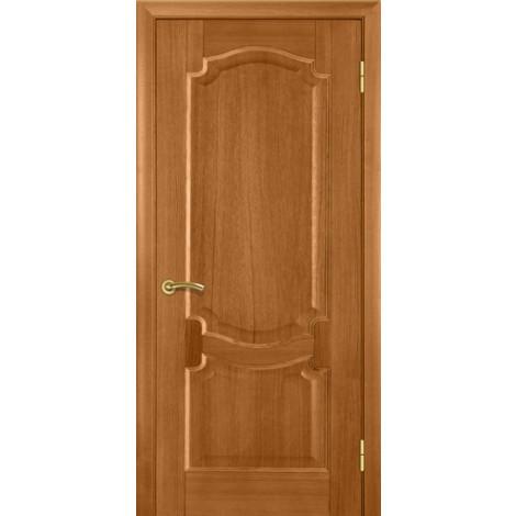 Фото - Дверь межкомнатная модель 37 (глухая/остекленная) венге Terminus