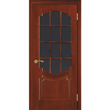 Фото - Дверь межкомнатная модель 37 (глухая/остекленная) дуб antracit grey Terminus