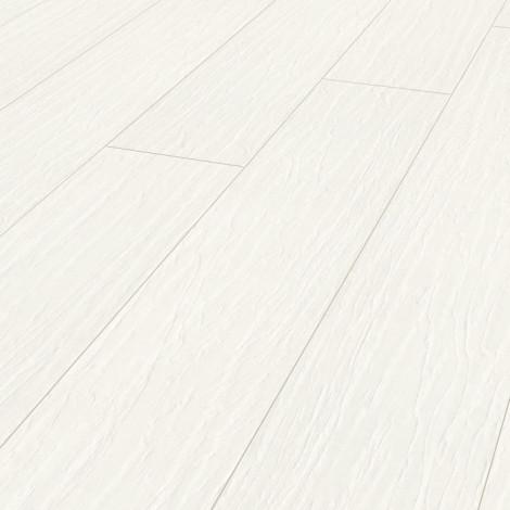 Фото - Ламинат KRONO ORIGINAL Белый лаковый гикори