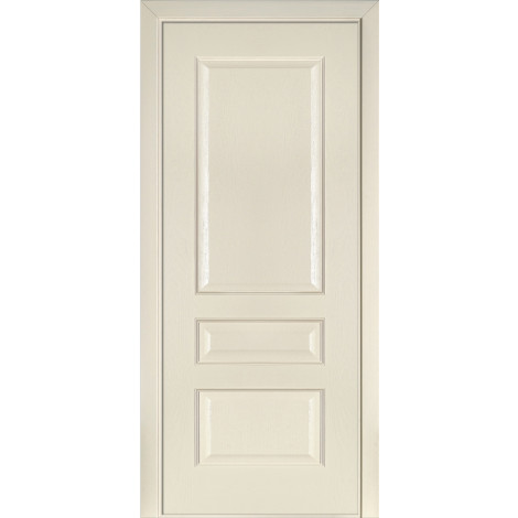 Фото - Дверь межкомнатная модель 102 (глухая/остекленная) ясень crema Terminus