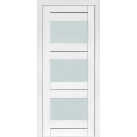 Фото - Дверь межкомнатная модель 140 ясень белый эмаль Terminus