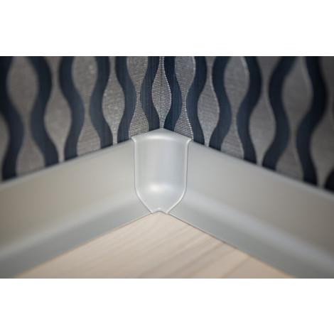 Фото - Угол внутренний Multi Effect Q63 серебро клей (SREBRO)