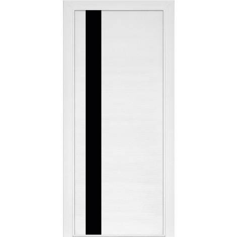 Фото - Дверь межкомнатная модель 21 ясень белый эмаль Terminus