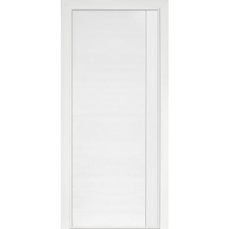 Фото - Дверь межкомнатная модель 26 ясень белый эмаль Terminus