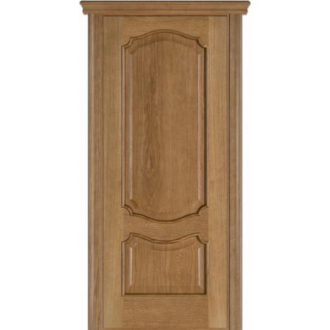 Фото - Дверь межкомнатная модель 41 (глухая/остекленная) дуб даймонд Terminus