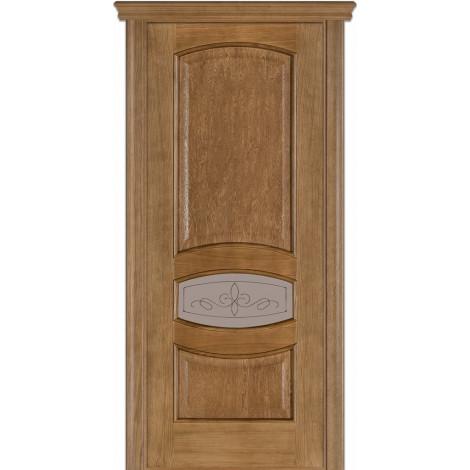 Фото - Дверь межкомнатная модель 50 (глухая/остекленная) дуб даймонд Terminus