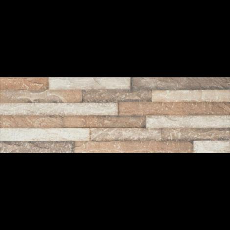 Фото - Плитка Cerrad Kallio terra 15x45x9 (Фасадный камень)