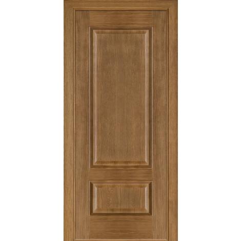 Фото - Дверь межкомнатная модель 52 (глухая/остекленная) дуб даймонд Terminus
