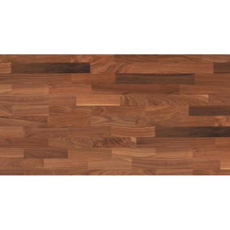 Фото - Паркетная доска Baltic wood американский орех 3R матовый лак 5G