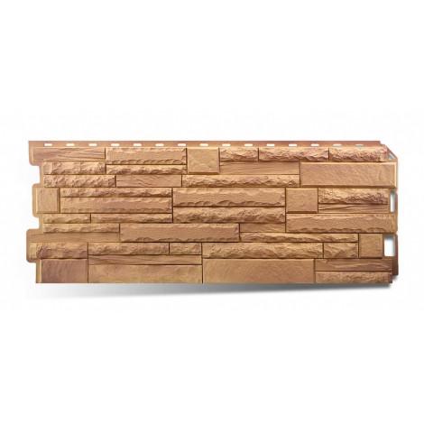 Фото - Фасадная панель Скалистый камень Памир