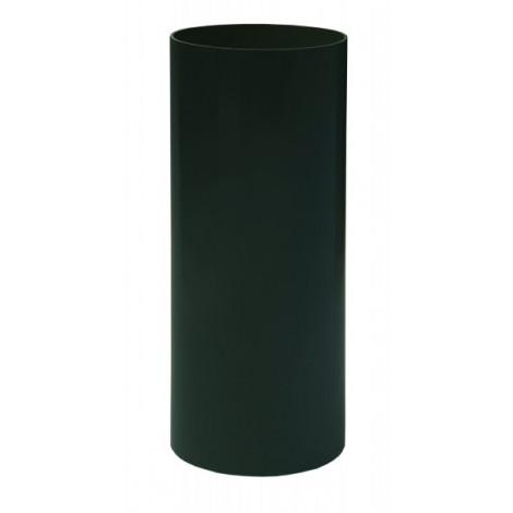 Фото - Труба 75мм L=3м RAINWAY зелёный