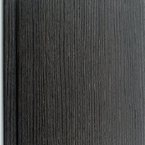 Фото - Панель ламинированная ПВХ Decomax 167x3000x10 Венге темный 20-12006