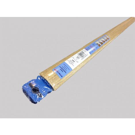 Порог алюминиевый Standart Effect A 64, Дуб пивной - 20908 (DĄB PIWNY)