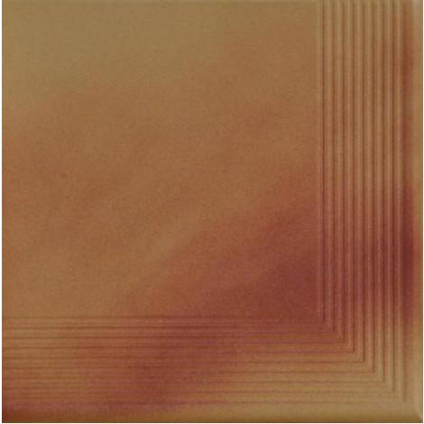 Фото - Плитка Cerrad Осенний лист 30x30 для ступеней (угловой)