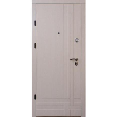 Входная дверь ФОРТ Премиум Графити  дуб ценамон