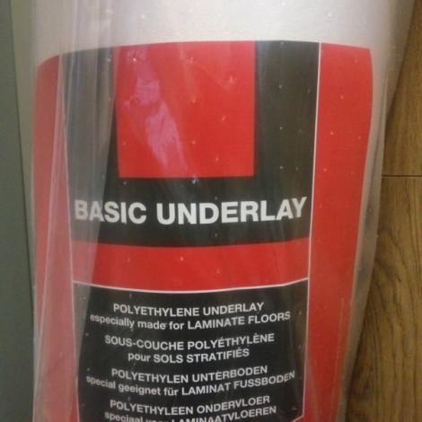 Подложка Balterio Basic Underlay 2 мм