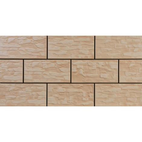 Плитка Cerrad Cer 11 Cappucino 14,8x30x0.9 (Фасадный камень)
