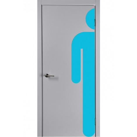 Фото - Дверь межкомнатная Fado style man