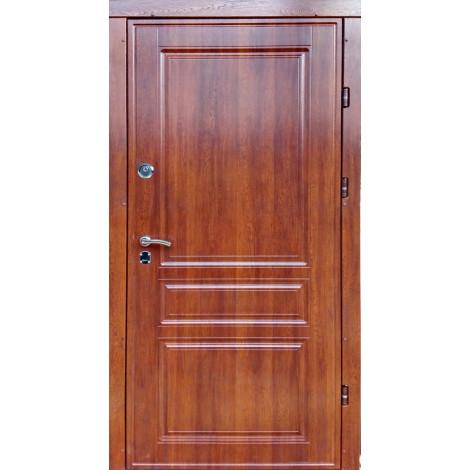 Фото - Входная дверь REDFORT Осень Дуб медовый (Премиум)