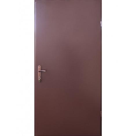 Фото - Входная дверь Форт Техническая метал/метал