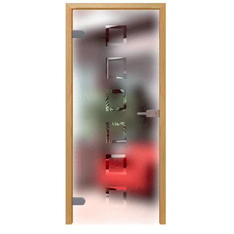 Фото - Дверь межкомнатная Verto Гласфорд 3