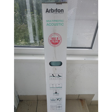 Фото - Подложка Arbiton Multiprotec Acoustic 2 мм