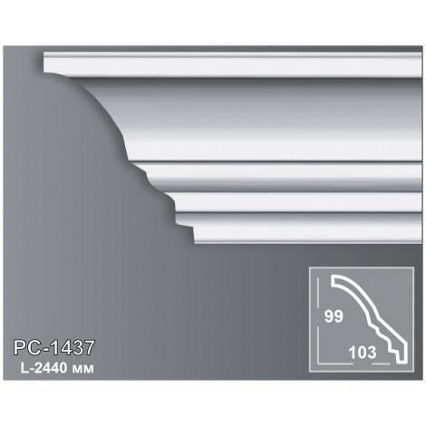Фото - Карниз потолочный Периметр PC-1437