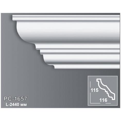 Фото - Карниз потолочный Периметр PC-1657