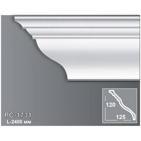 Фото - Карниз потолочный Периметр PC-1731