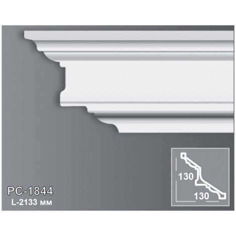 Фото - Карниз потолочный Периметр PC-1844