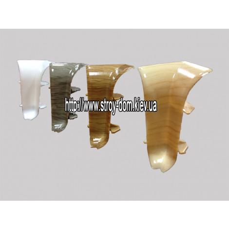 Фото - Угол внутренний 'Plint' AM60 - 18 слива