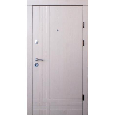 Фото - Входная дверь Qdoors Премиум Графити 850 квартира дуб ценамон